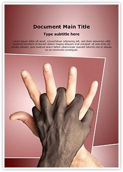 Racism Editable Word Template