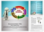 3D Six Sigma Template