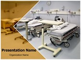 Hospital Room PowerPoint Templates