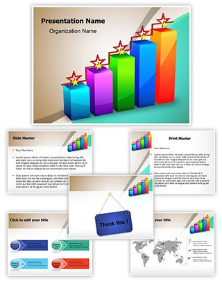 Benchmarks Editable PowerPoint Template