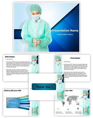 Surgeon Editable PowerPoint Template