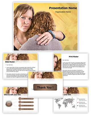Embrace Editable PowerPoint Template