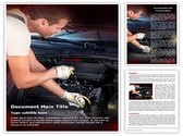 Auto Repair Editable Word Template