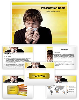 Allergy Editable PowerPoint Template