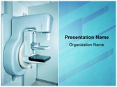 Mammography X Ray Machine PowerPoint Templates