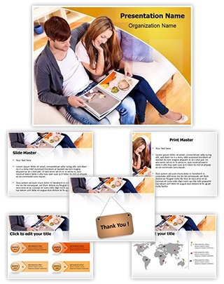 Memories Relationships Editable PowerPoint Template