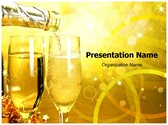 Drink Editable PowerPoint Template