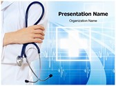 Medical Background Editable PowerPoint Template
