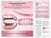 Dental Openbite Template