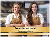 Cafe Waitresses Template