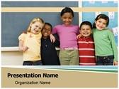 Diverse Kids Template