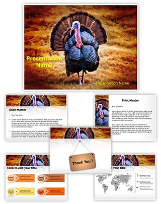 Turkey Editable PowerPoint Template