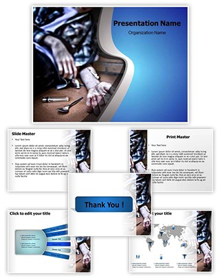 Drugs Editable PowerPoint Template