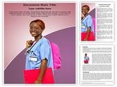 Nursing Education Editable Word Template