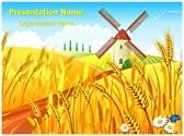 Rural Scenery Editable PowerPoint Template