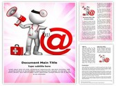 Medical Email Template