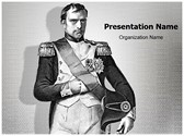Napoleon Bonaparte Editable PowerPoint Template