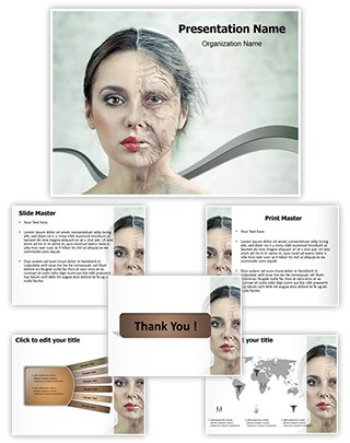 Ageing Editable PowerPoint Template