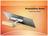 Trowel Editable PowerPoint Template