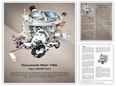 Carburetor Template