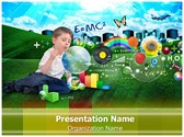 Creative Learning Editable PowerPoint Template
