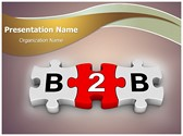 B2B Puzzle Template