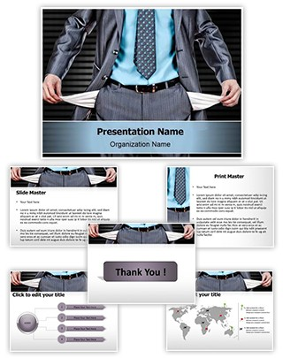 Bankruptcy Editable PowerPoint Template