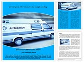 Emergency Ambulance Template
