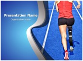 Handicap Athlete Template