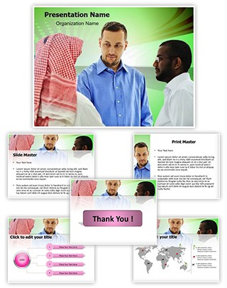 Different Cultures Editable PowerPoint Template