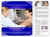 Mammogram Test Template
