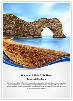 Dorset Editable Word Template