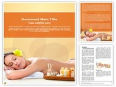 Spa massage Template