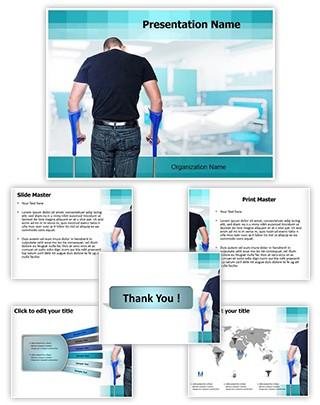 Crutch Editable PowerPoint Template