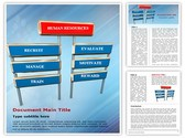 Human resource management Template