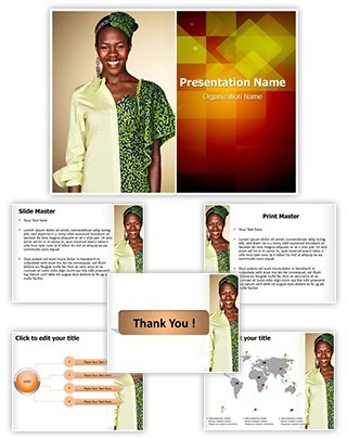 Traditional and Modern Editable PowerPoint Template