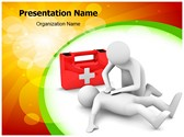 First Aid Editable PowerPoint Template