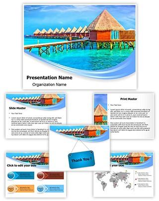 Villa Editable PowerPoint Template