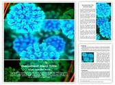 Hepatitis Virus Editable Word Template