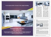 Modern Kitchen Template