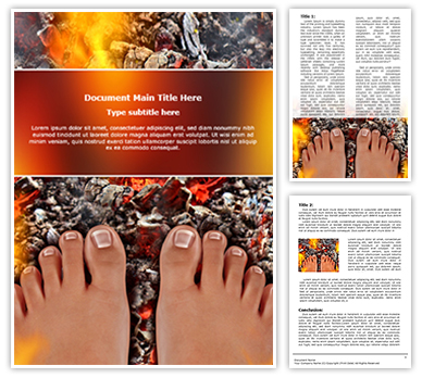 Ritual Ancient Tradition Editable Word Document Template