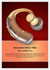 Hearing Aid Word Templates