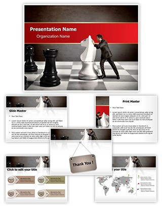 Strategy Editable PowerPoint Template