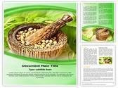 Mortar and Pestle Template