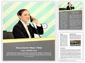 Front Office Template