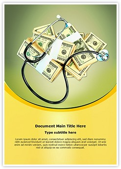 Health Insurance Editable Word Template