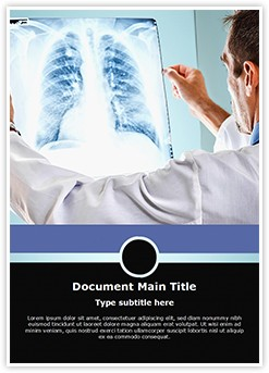 Pulmonary Embolism Editable Word Template