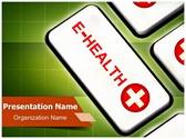 E Health Editable PowerPoint Template