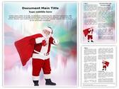 Santa Claus Editable Word Template