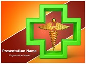 Healthcare Symbol PowerPoint Templates